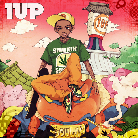 soulja boy 1up. specimen en 2000,
